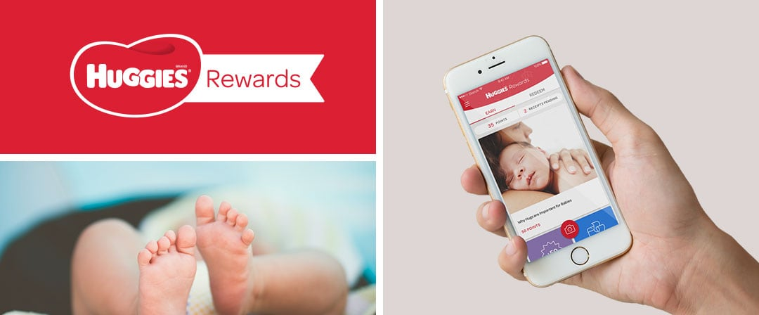 Huggies-Rewards-app